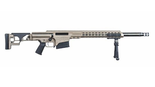Barret MRAD in 300 PRC feature Proof Research Carbon Fiber Barrel
