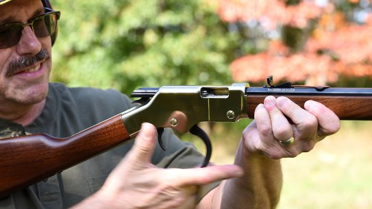 Henry Lever Action 22 celebrates the classic Henry Rifle.