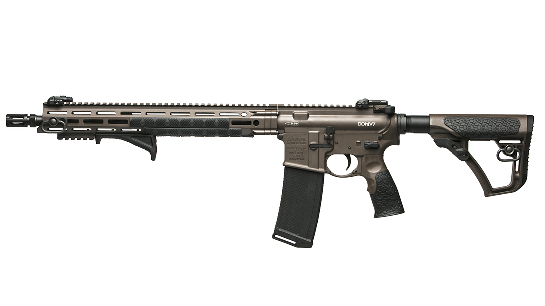 Daniel Defense DDM4V7 selected by Texas Parks and Wildlife