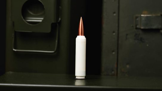 True Velocity 6.8mm ammo selected by Army.