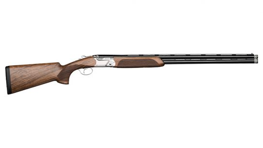 The Beretta 694 was designed in collaboration with the Beretta Shooting Team.