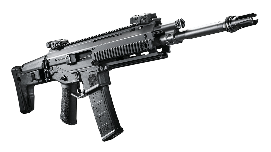 Bushmaster ACR Enhanced profile view