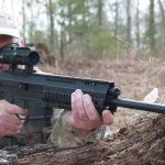 Shooting the Bushmaster ACR Enhanced in .450 Bushmaster