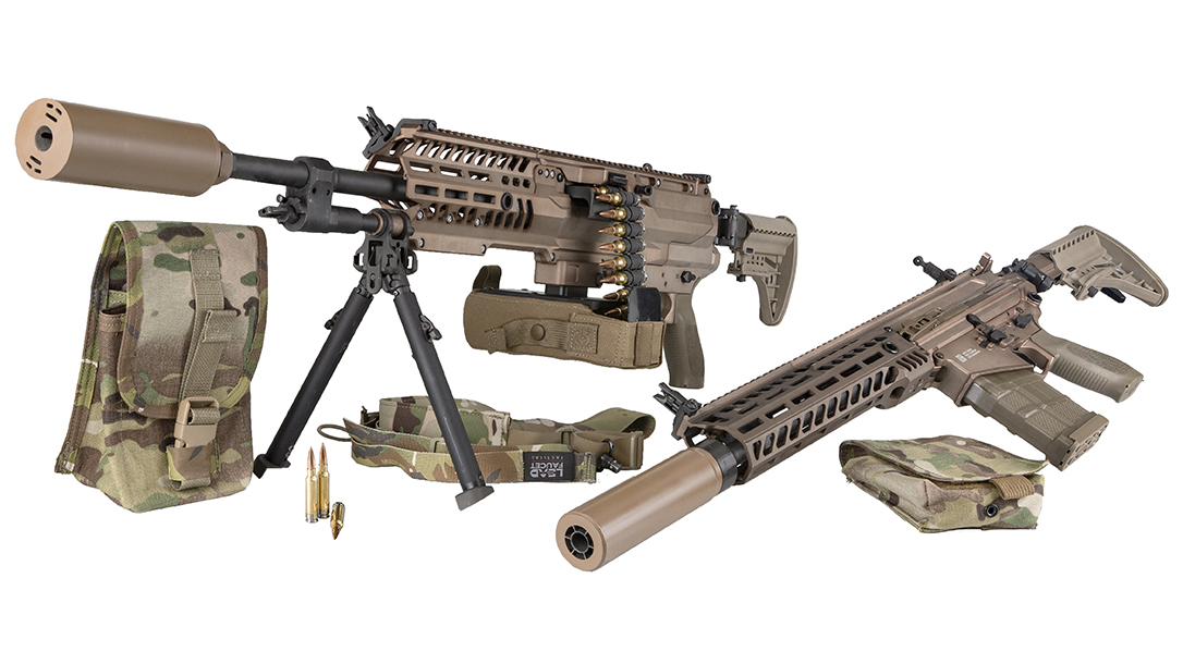 SIG Sauer, AAI, General Dynamics Awarded Army NGSW Contract