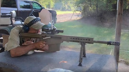 Jerry Miculek, 50 BMG, 65th Birthday