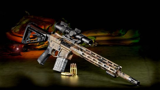 Recon Tactical in .375 SOCOM, right side.