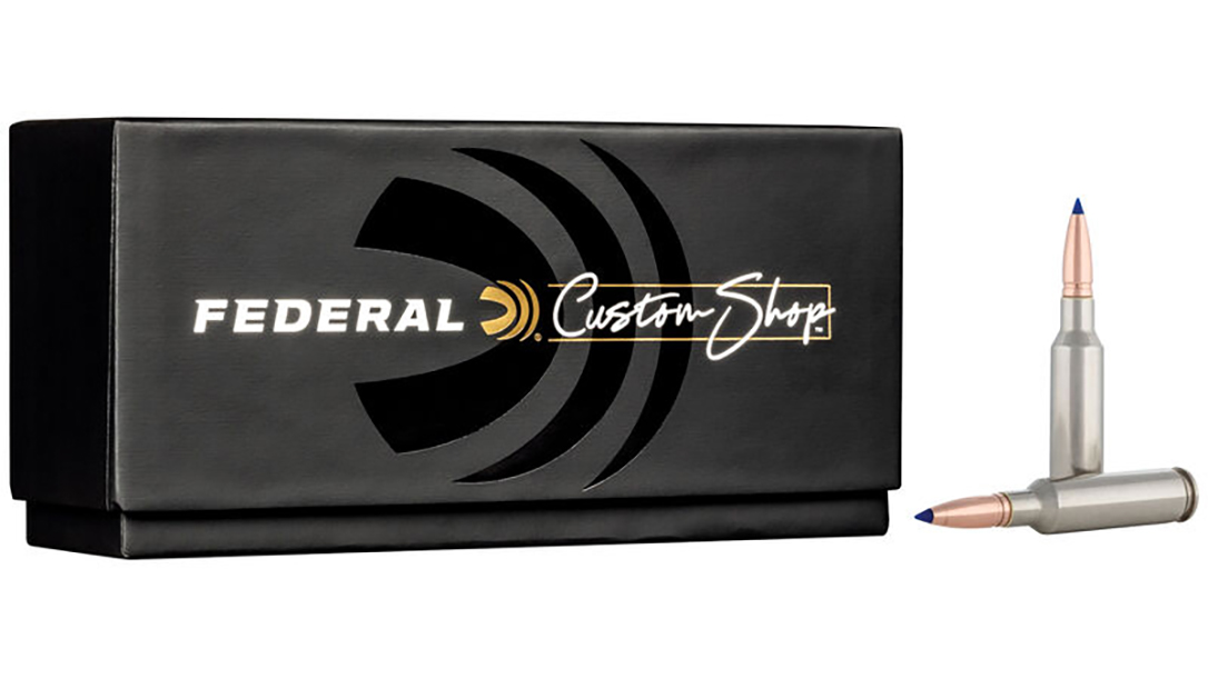 The Federal Custom Shop gives shooters the chance to get Federal to make exactly what they want.