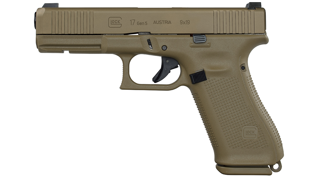 Portuguese Army, Award-winning G17 Gen5 left side