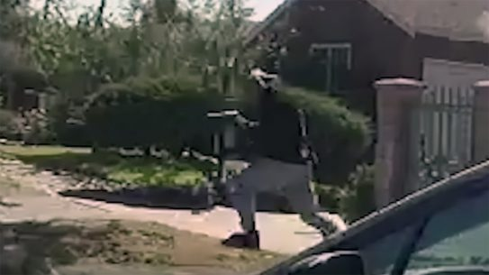 Officers shoot and kill a suspect in wild Los Angeles Police Shootout