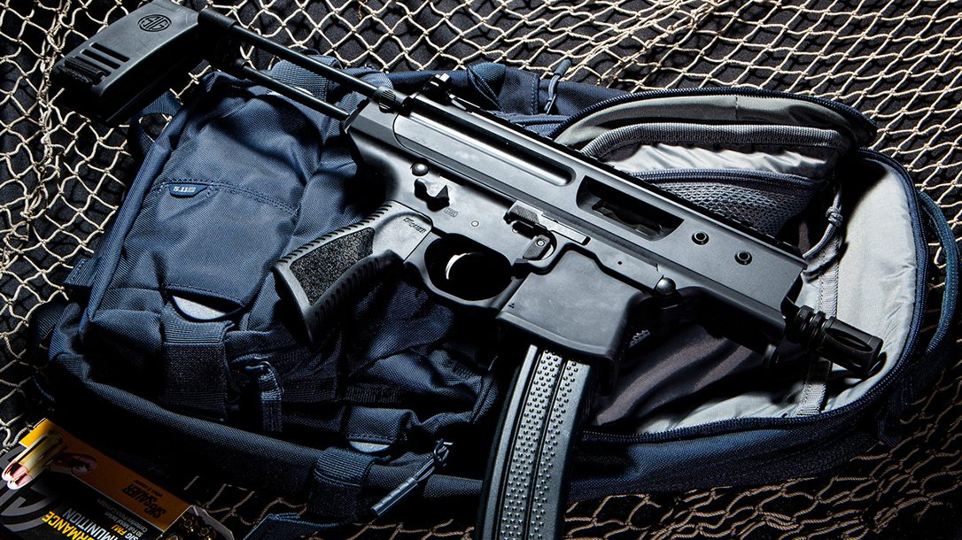 The new SIG MPX Copperhead comes with a 30-round mag and other upgrades.