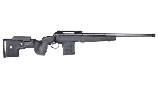Savage Armes 6.5 PRC rifles add long-range capabilities.
