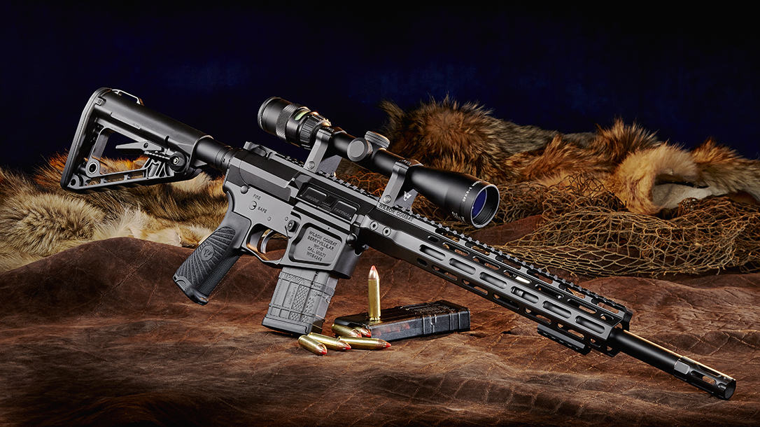 Recon Tactical in .450 Bushmaster, right side.