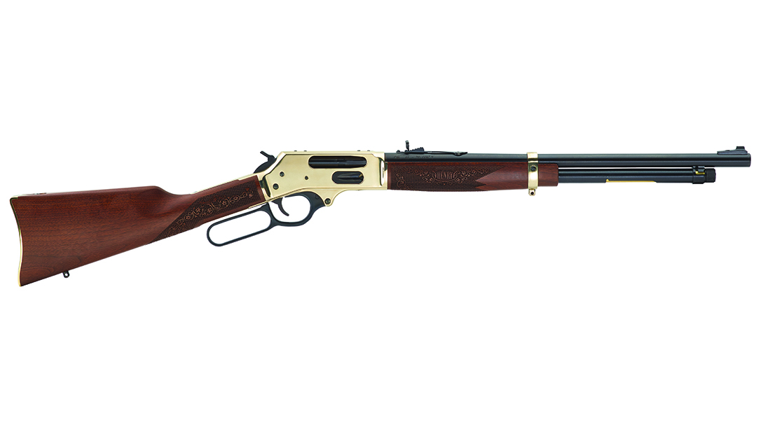 The Henry Side Gate Lever Action is now available in a .45-70 Gov't rifle configuration and a .410 bore shotgun configuration.