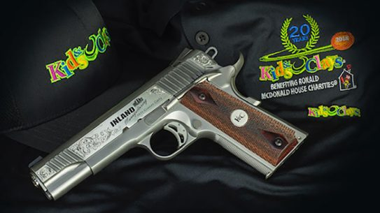 A special Inland Custom Carry will benefit the Ronald McDonald House.