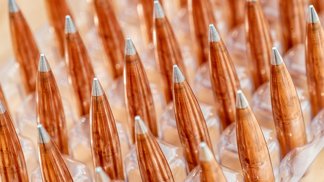 Hornady A-Tip bullets feature extremely high ballistic coefficients.
