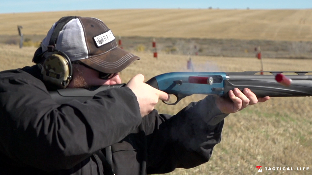 The Beretta 1301 Comp Pro delivers features demanded for practical shotgun and 3-gun competition.
