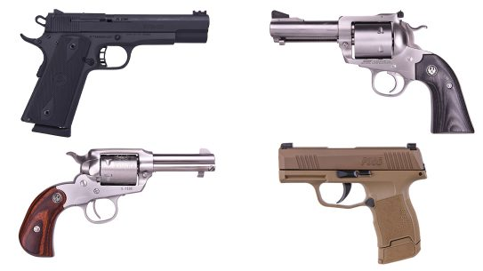 The Lipsey's Limited 10 provides unique pistols you can't get anywhere else.