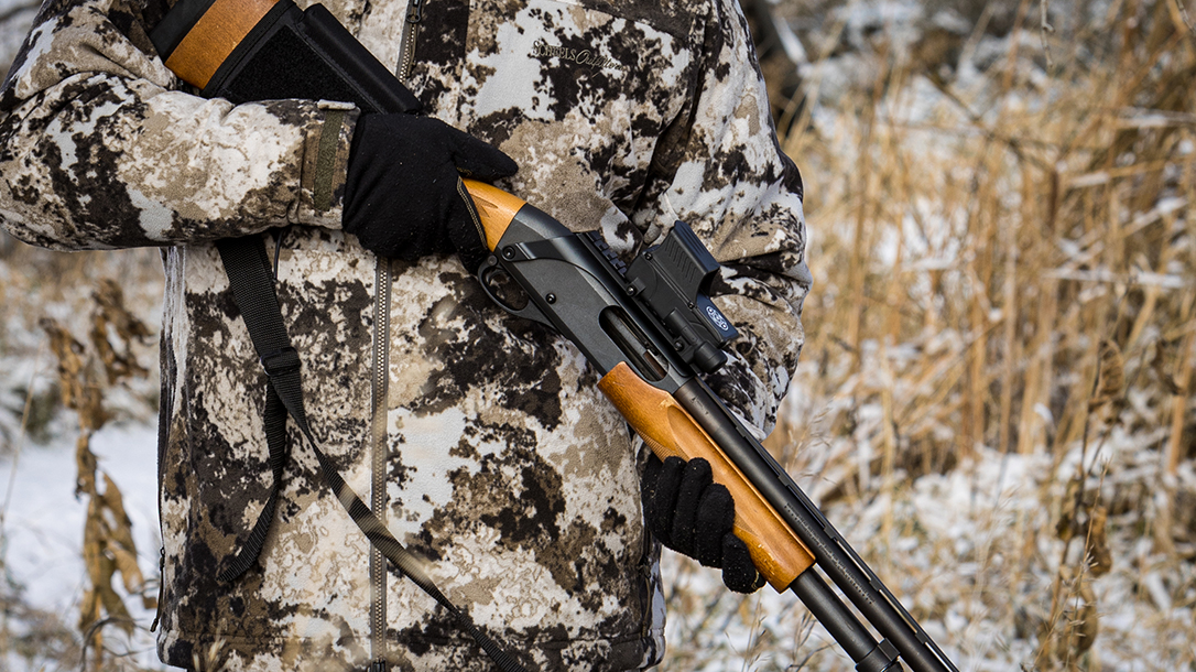 The Mepro Foresight works with any long gun variant.