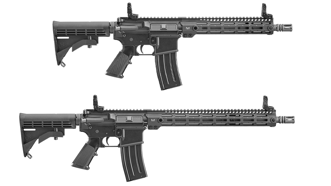 The new SRP G2 series was built specifically for law enforcement.