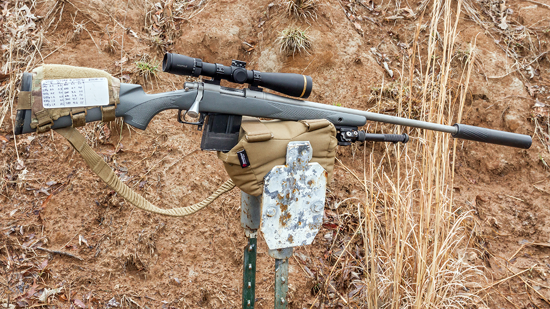 With a host of features, the author found Leupold's latest scope to fill nearly every need.