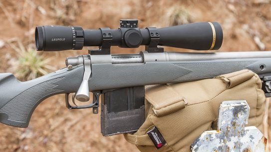 Lightweight and functional, the new Leupold VX 5HD brings performance.
