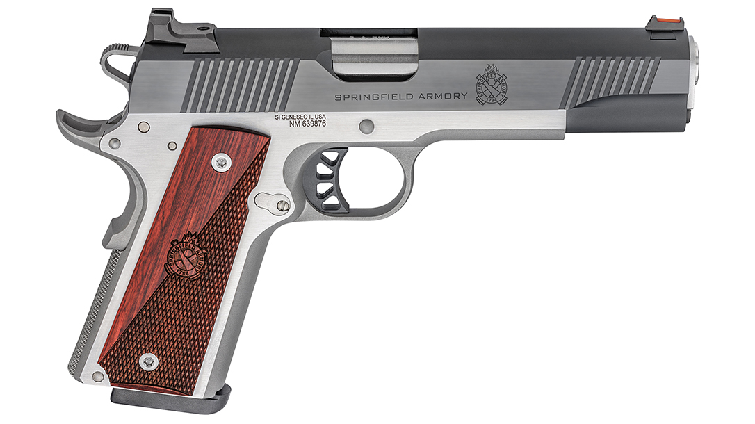 Springfield's Second Generation Speed Trigger comes in the Ronin.