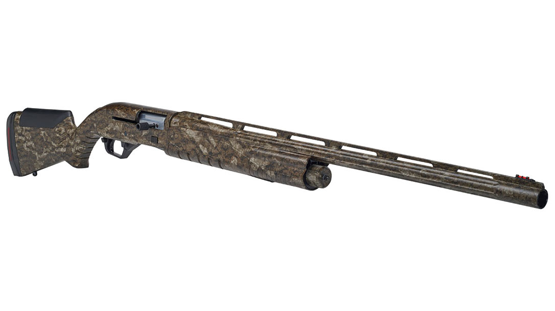 A waterfowl and turkey model are part of the new Savage launch of semi-auto shotguns.