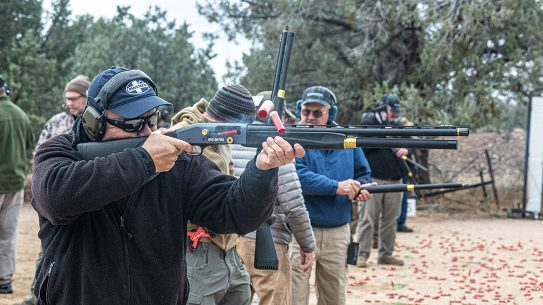 Designed by Jerry Miculek, the Mossberg 940 JM Pro is designed to race.