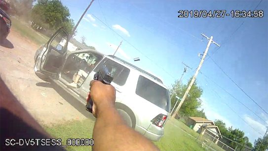 Viridian Gun Cam, Walter Orellana shooting, Viridian Weapon-Mounted Camera, Vernon Police Shootout, Texas Police Corporal T.J. Session