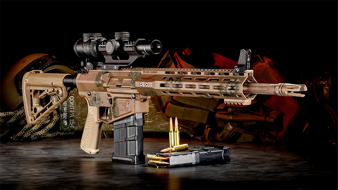 Blending real world experience and decades of gun building experience, the Wilson Combat Paul Howe rifle should impress.