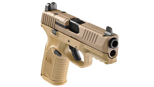 The FN 509 Midsize MRD now comes in Flat Dark Earth.
