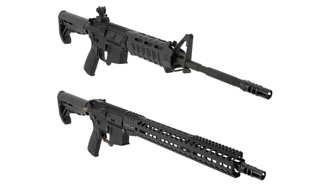 Primary Arms and Strike Industries partnered to release two new rifle series.