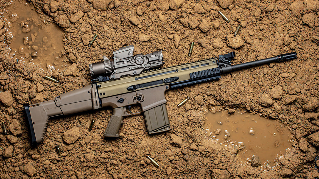 The Vortex 1-8x30 Active Reticle Fire Control increases hit probability.