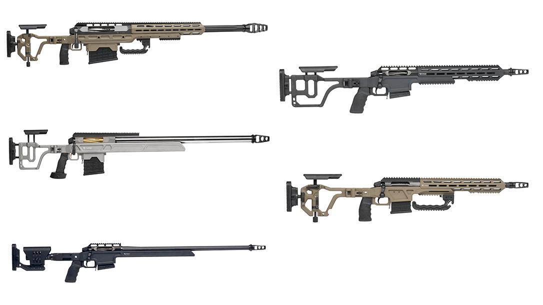 ZRODelta Victrix Armaments, Victrix Rifles