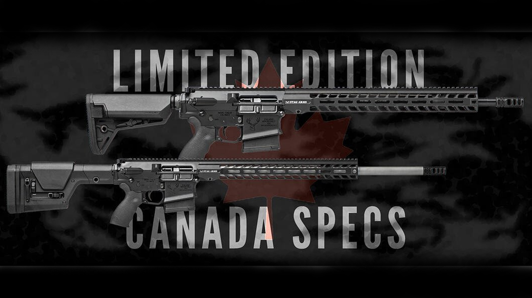 The Canada assault weapon ban caused Stag to offer is Stag 10 to U.S. customers.