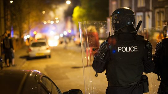 Defund Police Movement, riots