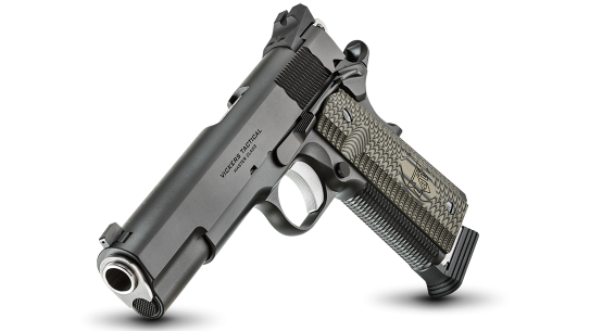 Springfield Armory Vickers Tactical Master Class 1911 Pistol