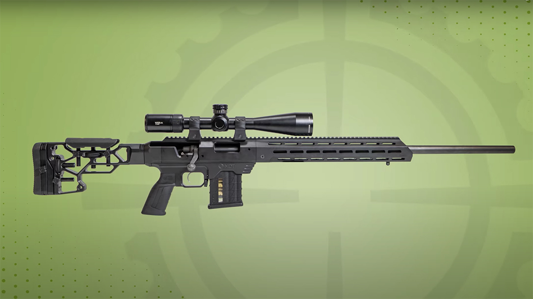 The MDT TAC21 Gen2 features updates to the rifle chassis system.