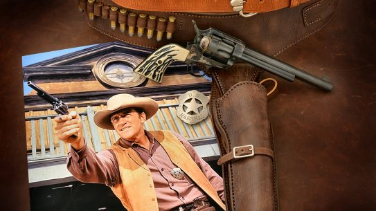 Gunsmoke delivered Old West gun play for 20 years.