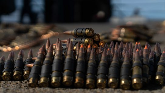 An Army contract will acquire Federal ammo with specialized cases.