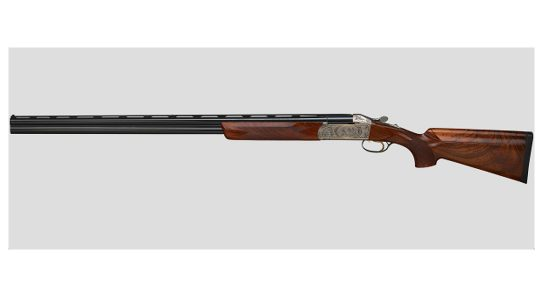 The Krieghoff K-80 Parcours was built to go after long-range sporting clays presentations.