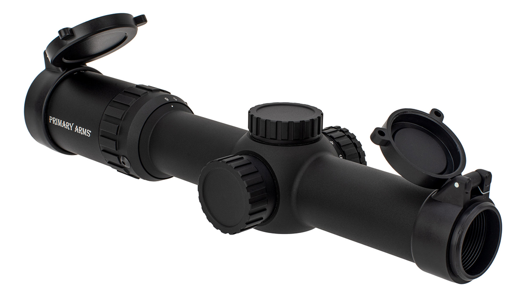 The Primary Arms 1-6x24 SFP adds the ACSS reticle.