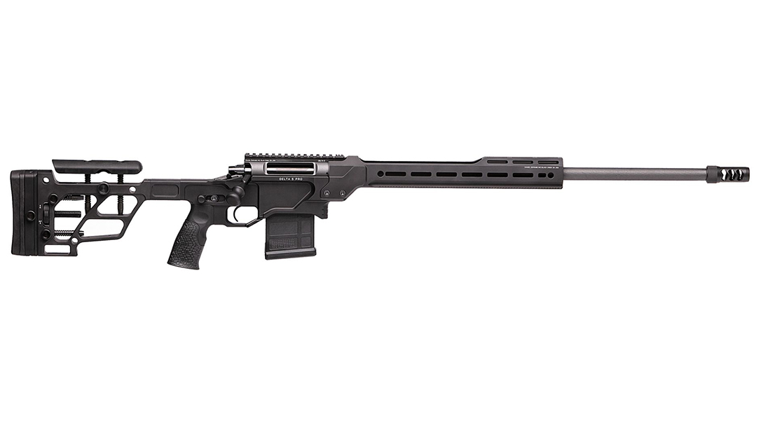Daniel Defense Delta 5 Pro first look