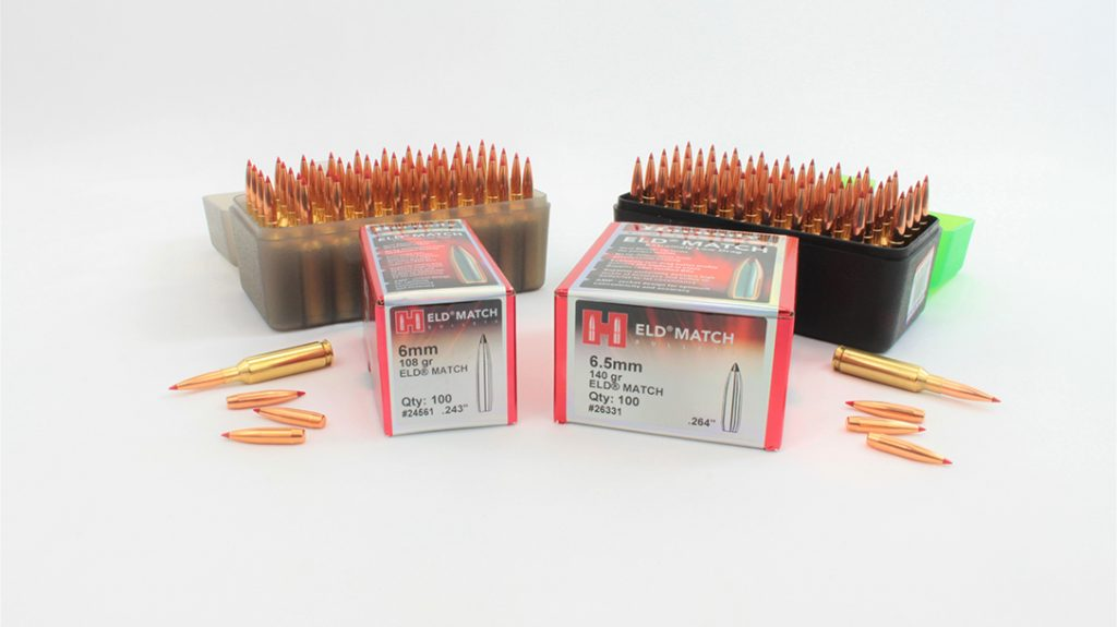 With the increasing popularity of 6mm and 6.5mm rifles, the A-Tip delivers superior ballistics.