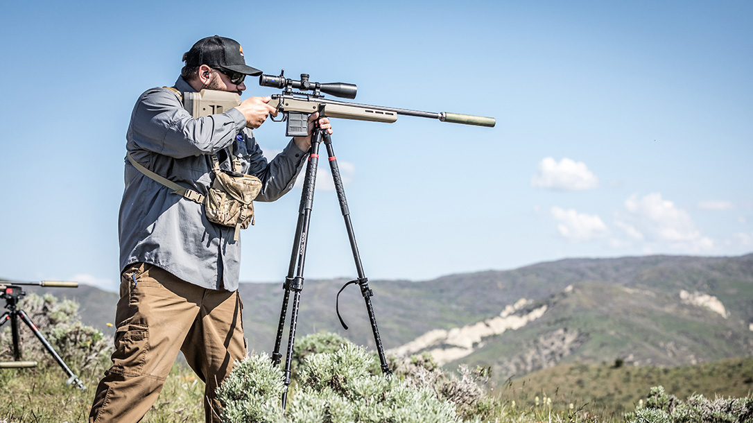 The Outdoor Solutions courses helped Western hunters prepare to make wind and distance calls, then make a well-placed shot at extreme range.