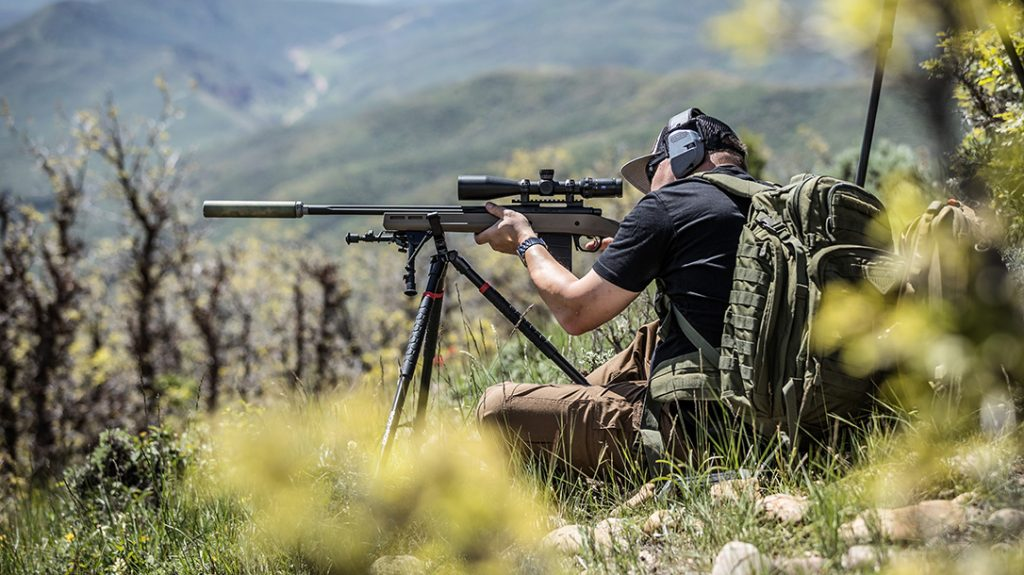 Western hunting can present wide open spaces and challenging wind and distance calls on animals.