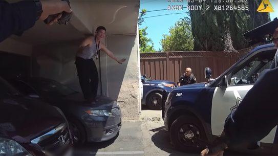 Efren Esquivel Shooting, San Jose Police
