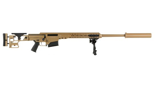 Barrett MRAD Mk22 USSOCOM Submission