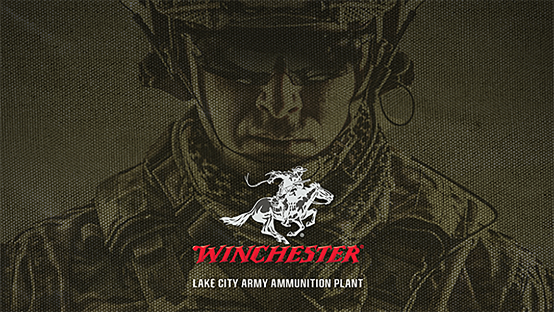 Winchester took control of the Lake City Army Ammunition Plant recently.