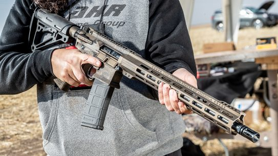 Well-appointed with both Trump-themed engravings and high-end components, the Commander in Chief Donald Trump AR-15 is unique.